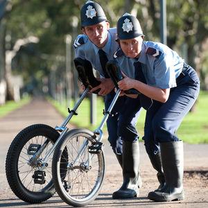 Uni cops