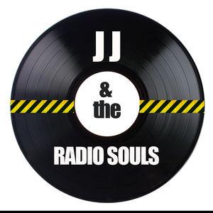 Jj radio souls logo large font