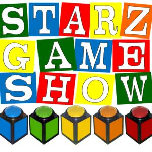 Starz game show logo buzzers