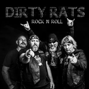 Dirty rats album cover
