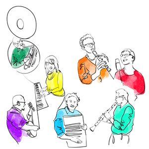 Cd band image